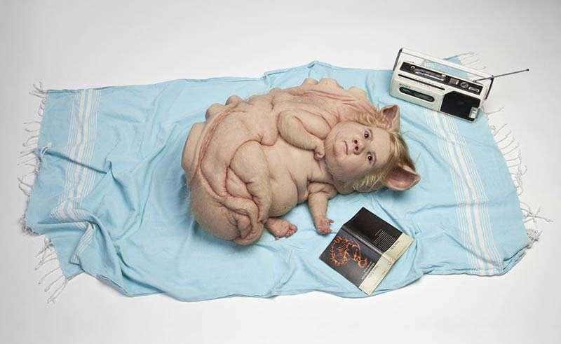 Patricia Picininni, Teenage Metamorphosis