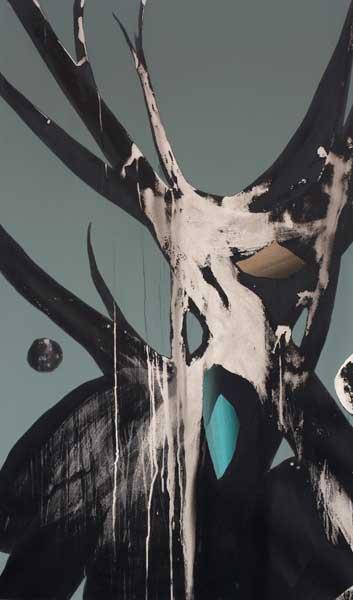 Kirstin Berg, Weeping Song, 2014