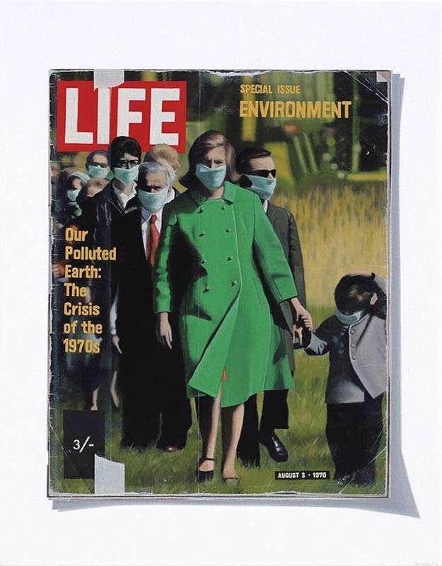 Life, by Victoria Reichelt